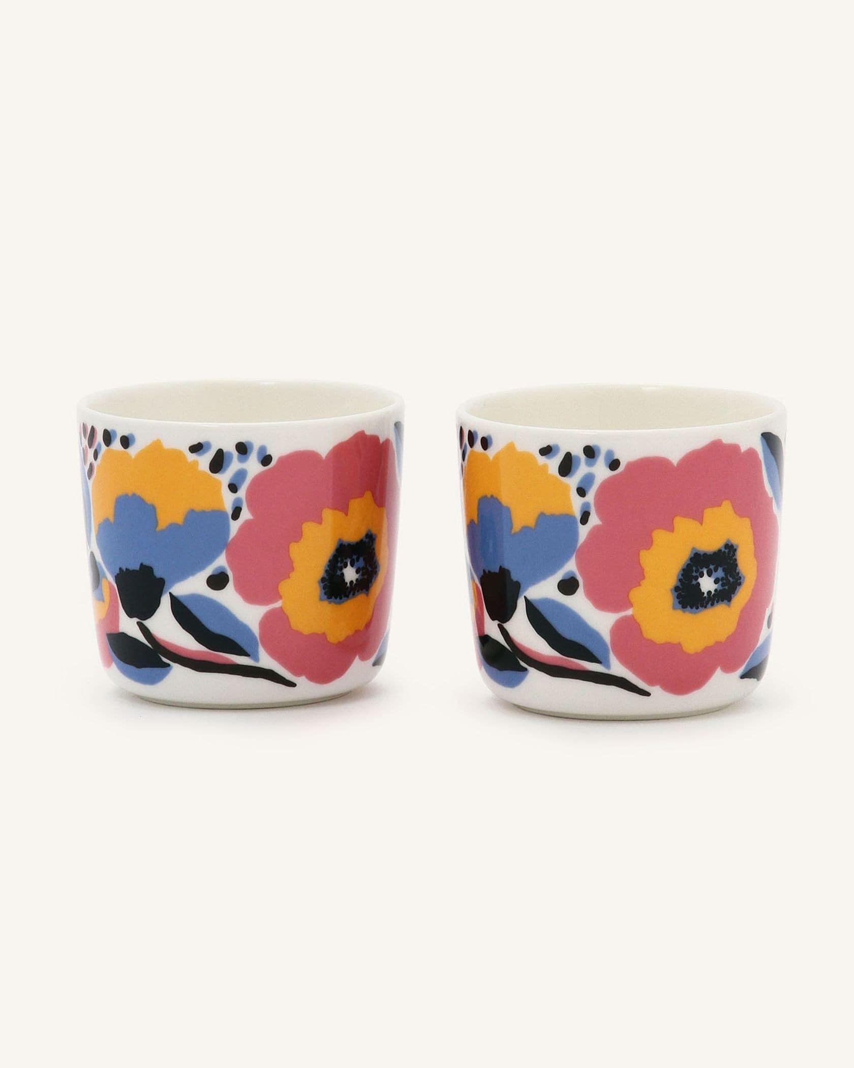 Rosarium  コーヒーカップセット(ハンドルなし)