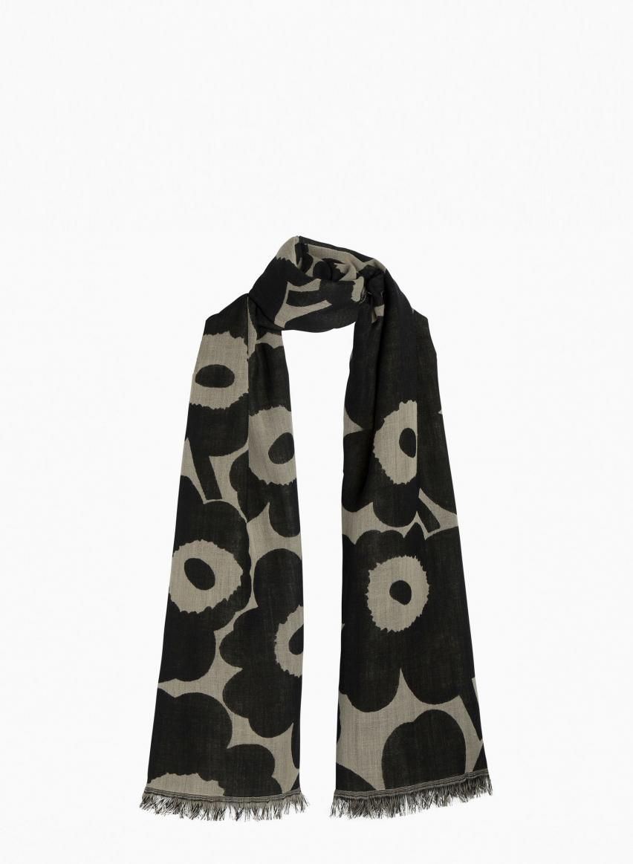 Piiru Jaquard Pieni Unikko スカーフ