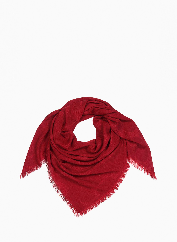Tuire Jaquard Pieni Unikko スカーフ