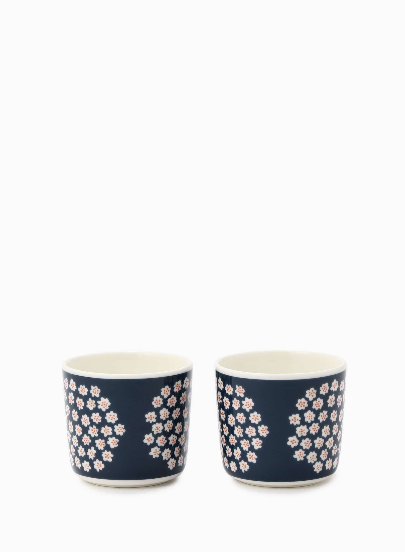 【日本限定】Puketti コーヒーカップセット(ハンドルなし)