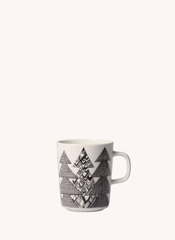 Kuusikossa マグカップ