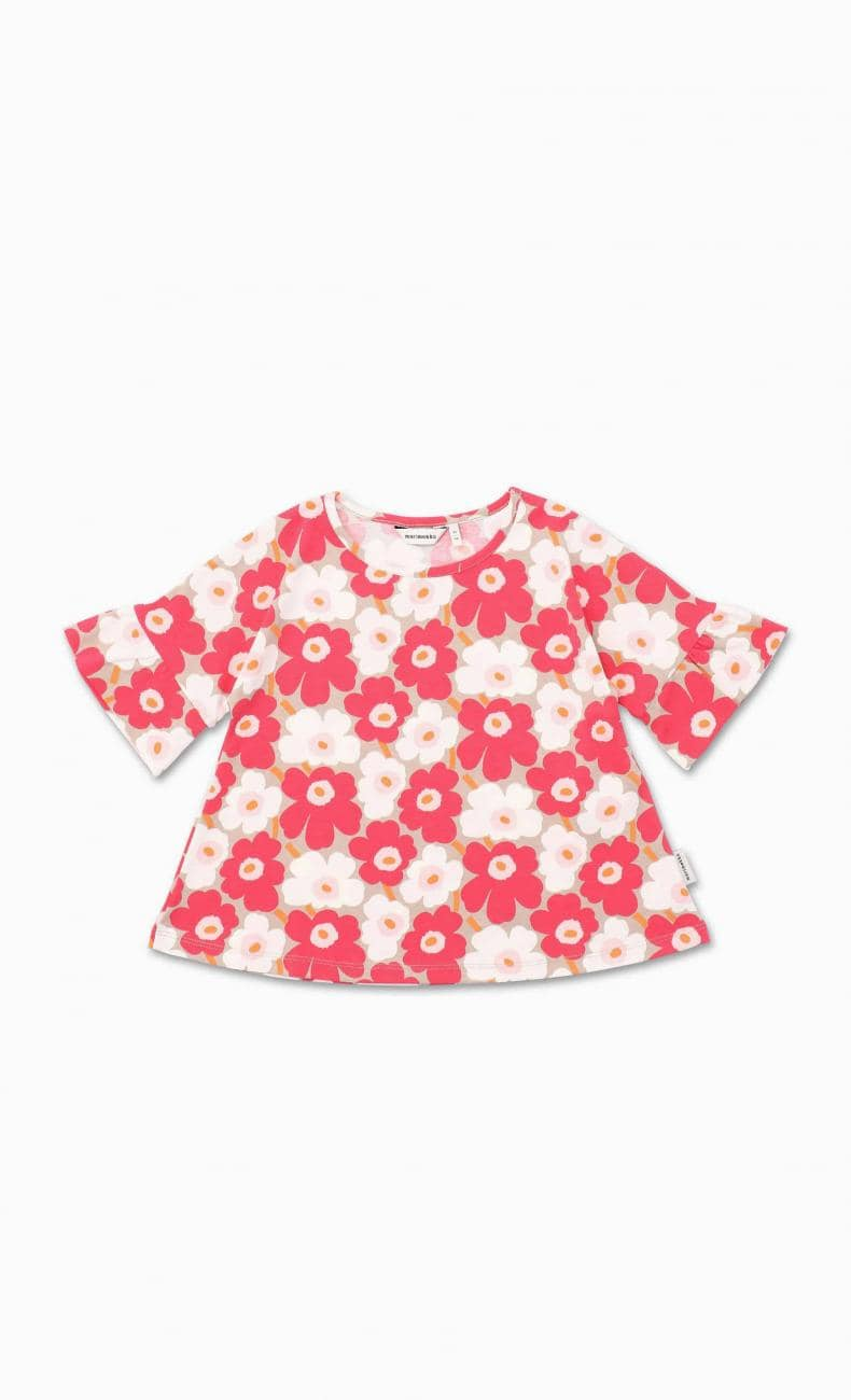 【10% off selected items】[Kids]Teltta Unikko 2 カットソー