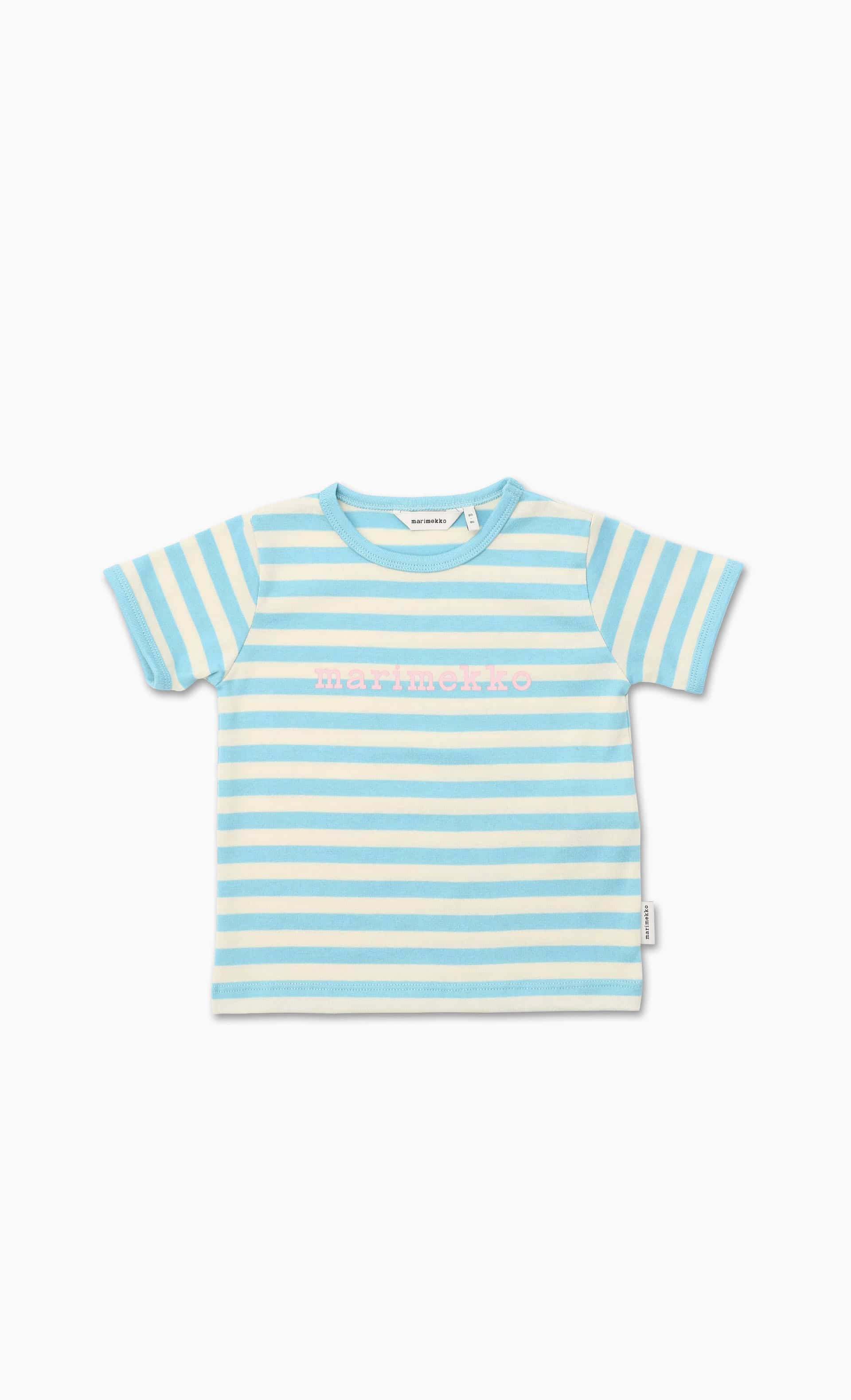 【10% off selected items】[Kids]Leuto Tasaraita 1 カットソー