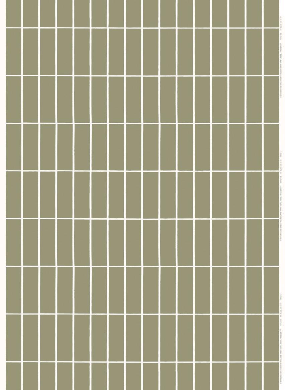 グレーグリーン×ホワイト