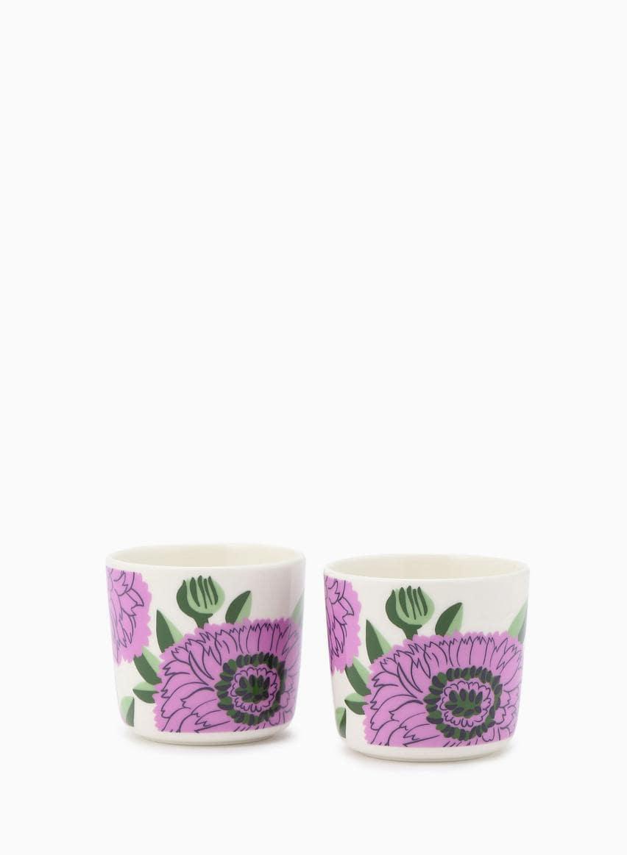 Primavera コーヒーカップセット(ハンドルなし)