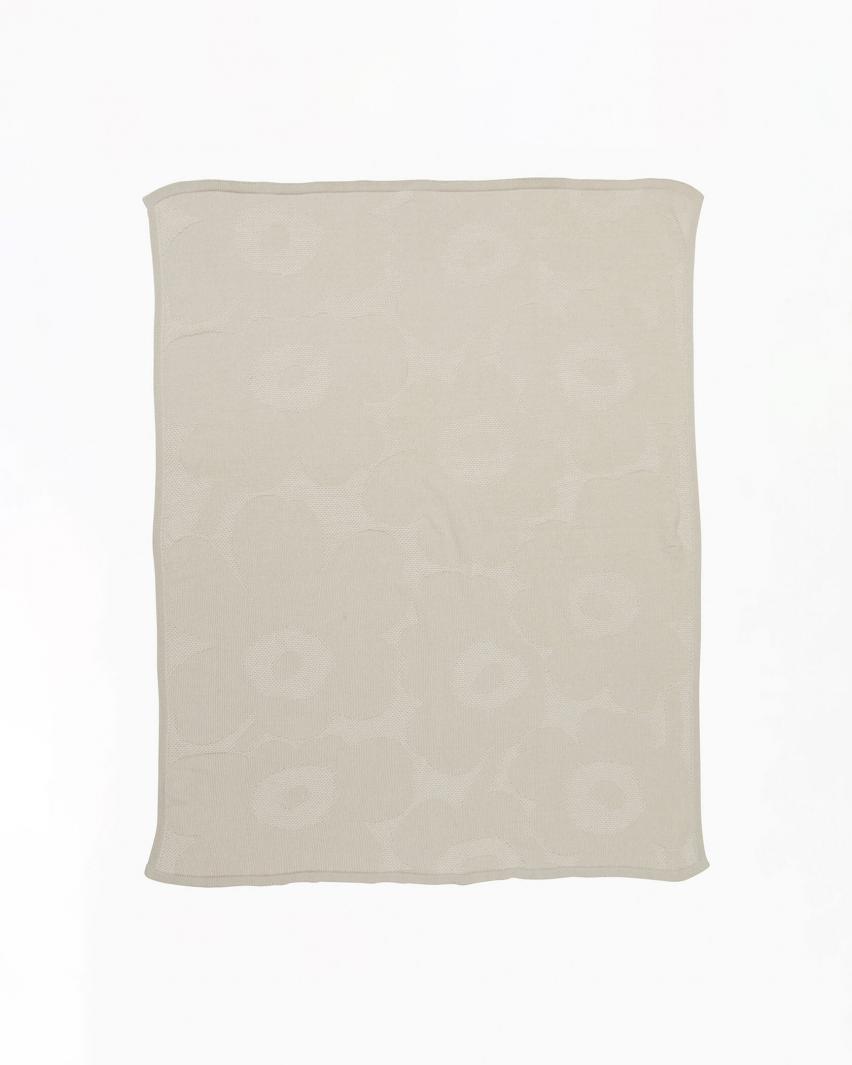 Unikko Knitted ブランケット