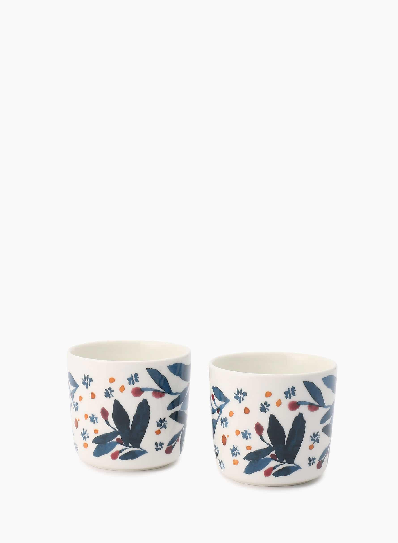 Hyhma コーヒーカップセット(ハンドルなし)