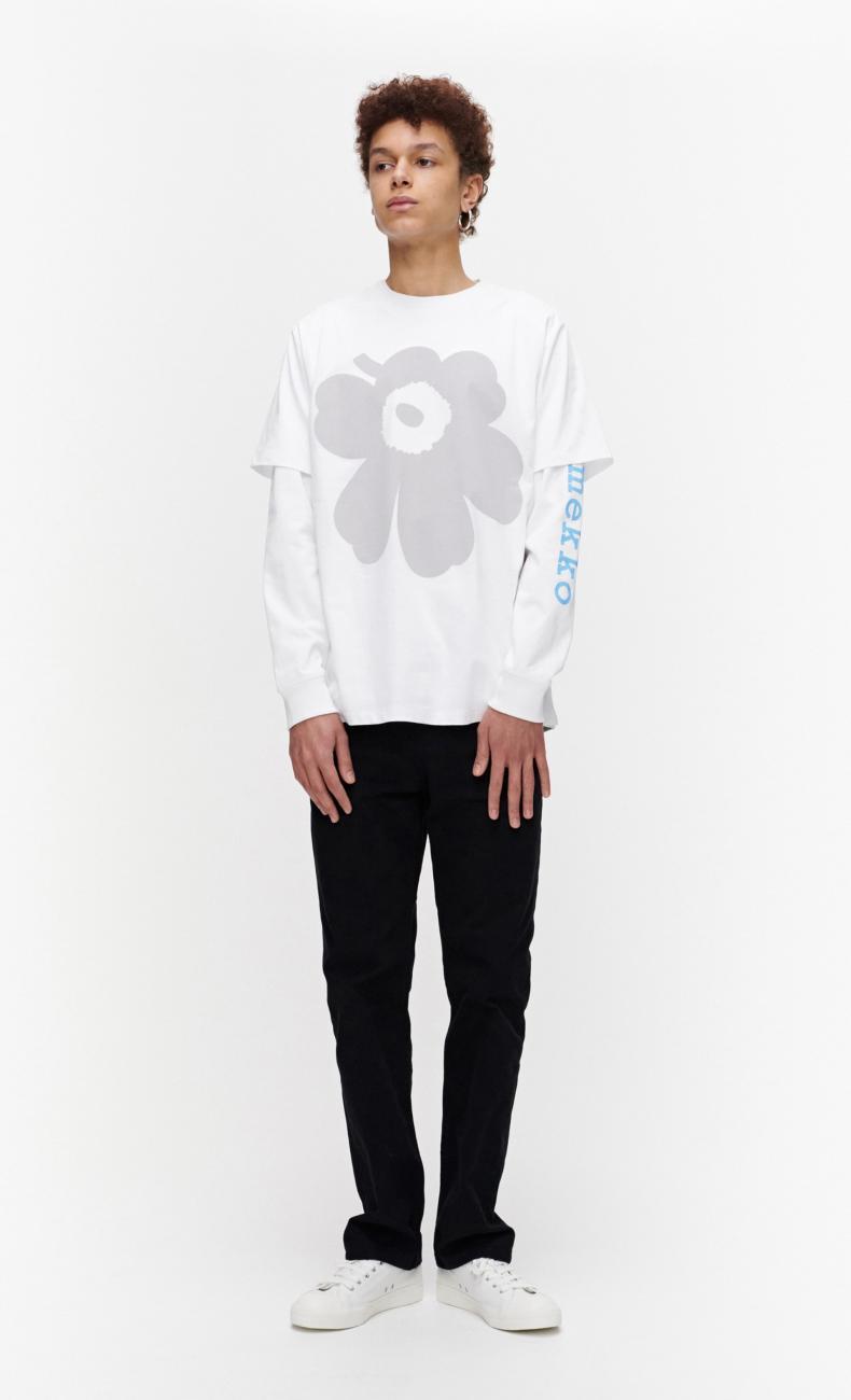 Liuske Unikko Placement Tシャツ