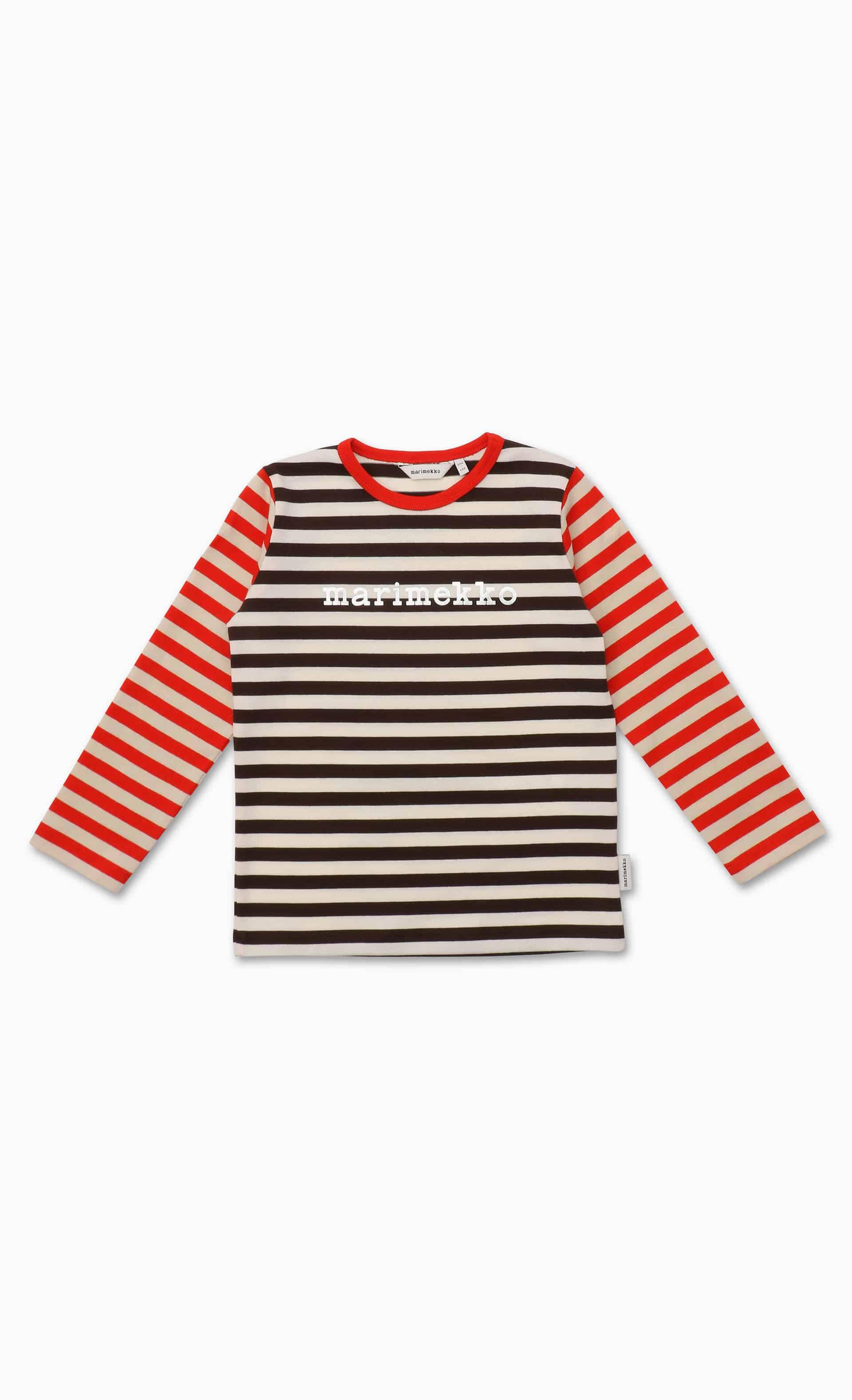 [Kids]Vede Tasaraita 2 Tシャツ