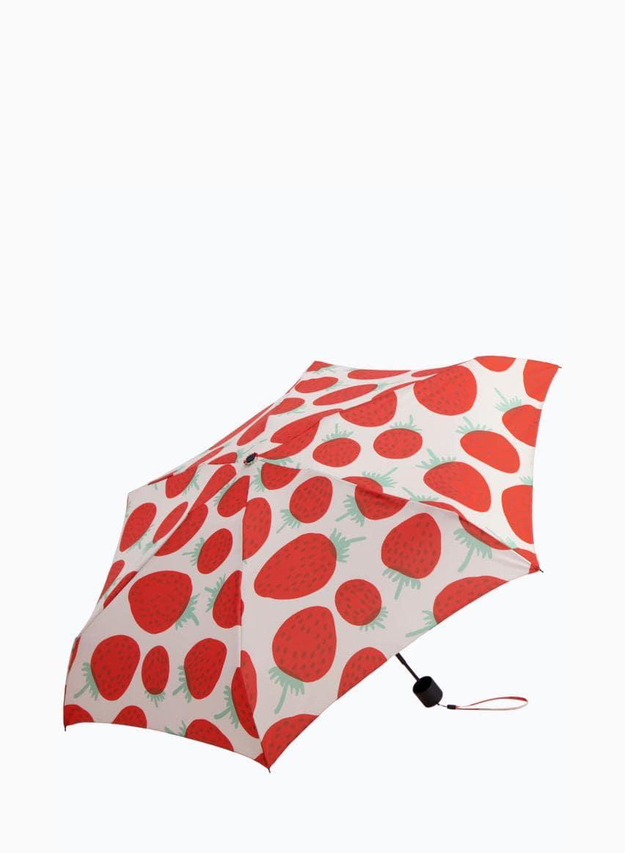 Mini Manual Mansikka 折りたたみ傘