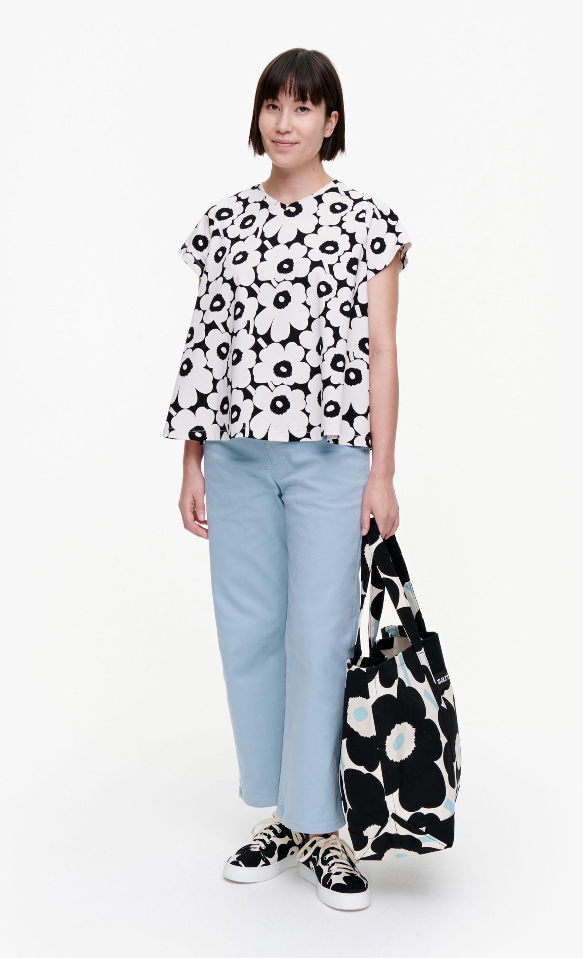 Kevatpiippo Mini Unikko Tシャツ