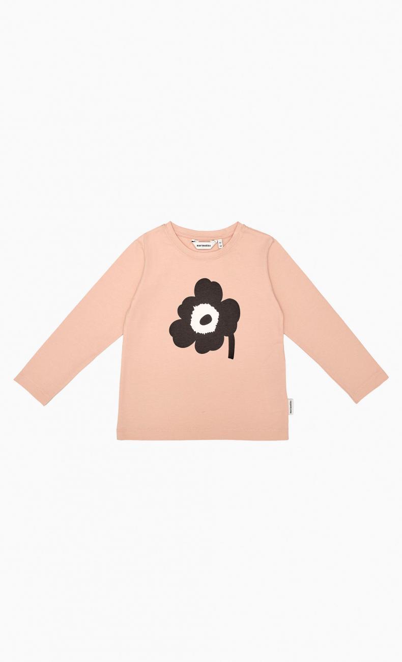 【Kids】Vinde Unikko Placement Tシャツ