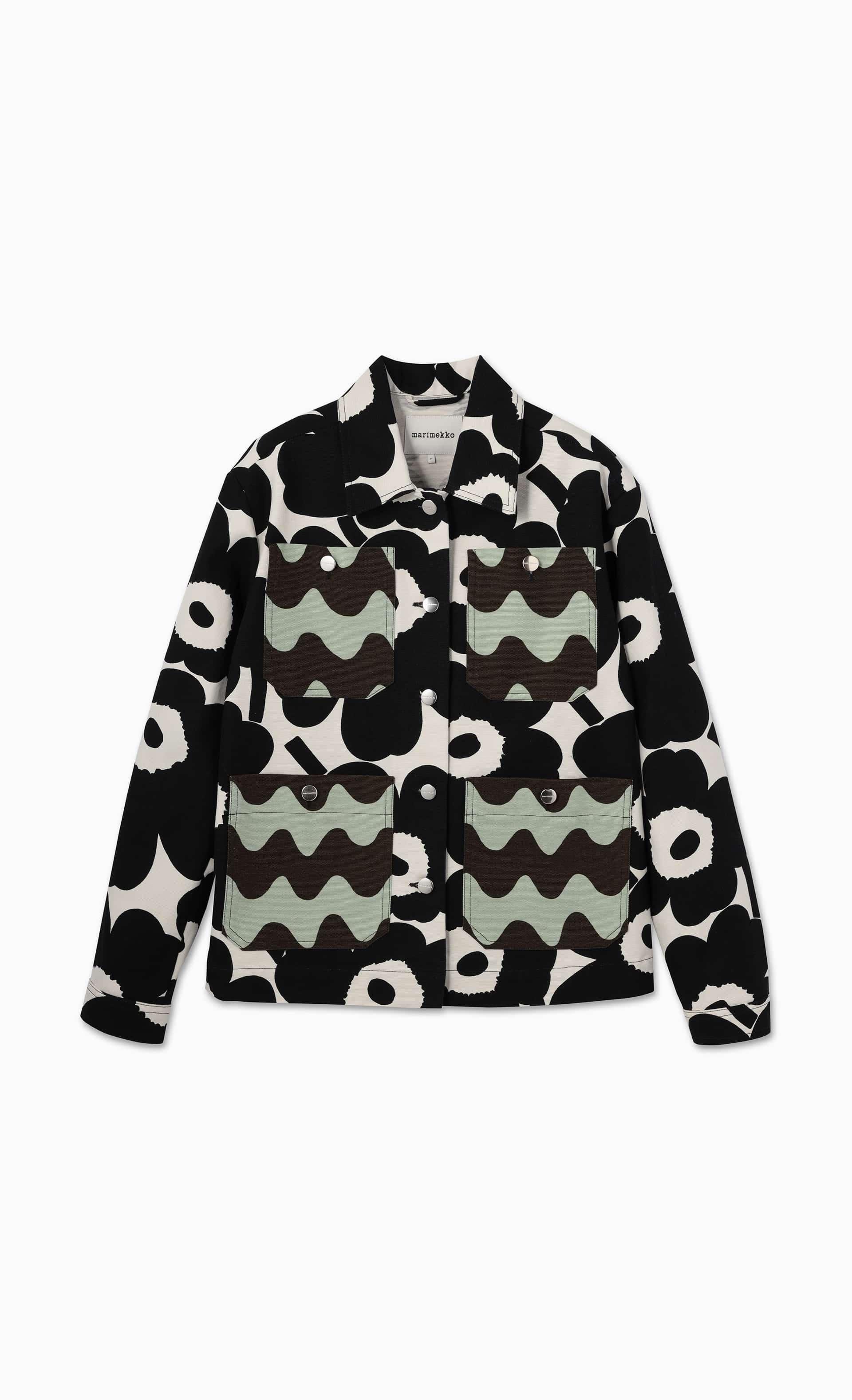 Marimekko Co-created Kauris ジャケット