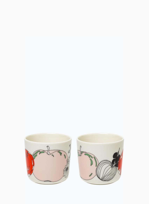 Tarhuri コーヒーカップセット(ハンドルなし)