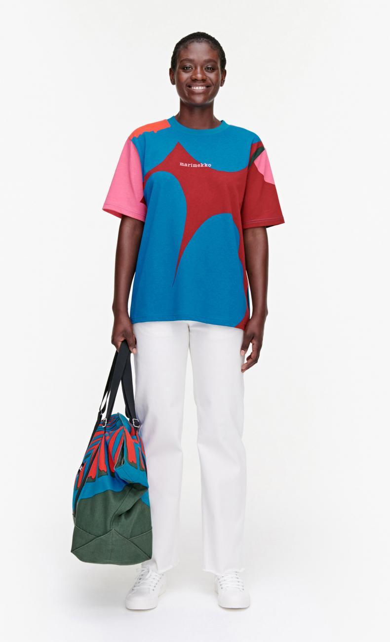 Karkelit Unikko / Marimekko Co-created Tシャツ
