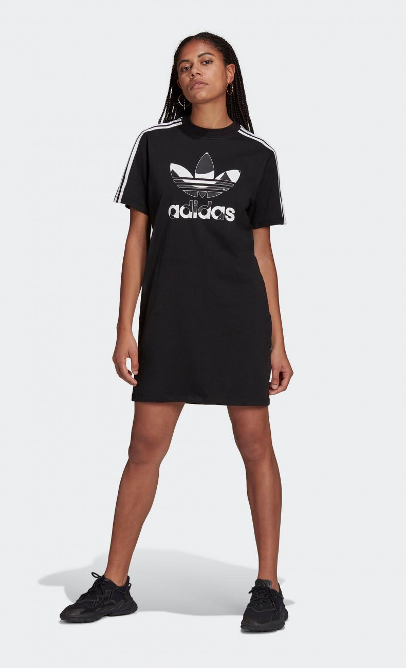 adidas×Marimekko Tシャツ ワンピース