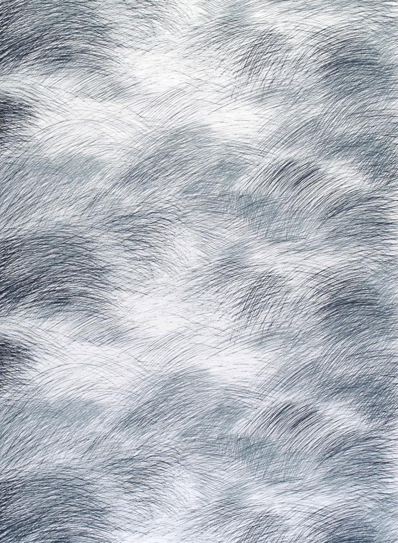 ホワイト×グレー